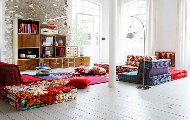 Bohemian Chic Can Be Implemented In To Any Room Of Your Home. To Create  This Style In Your Living Room There Are A Few Key Design Elements And  Principles ...