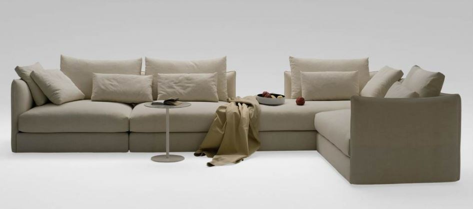How to master the u shape modern designer furniture and for Sofas con shenlong