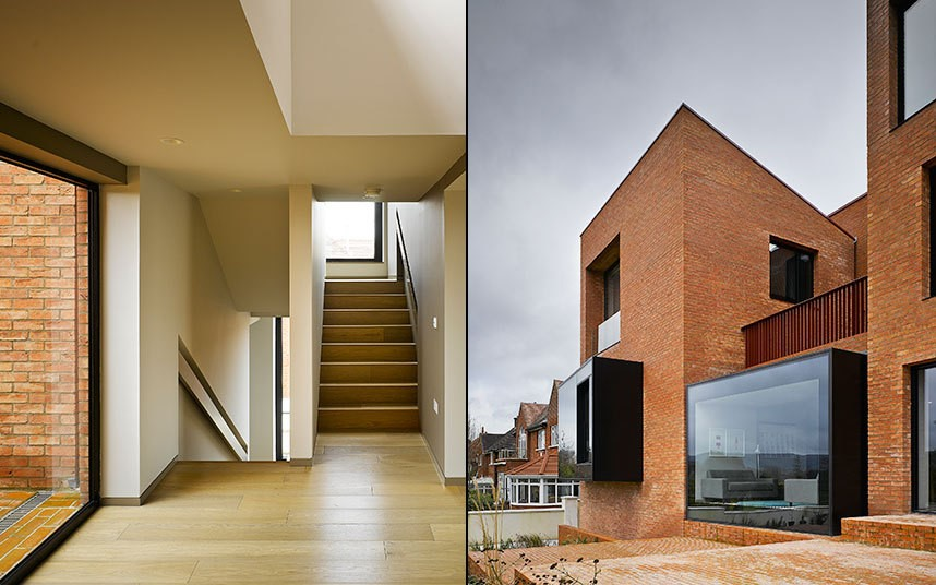 Riba house of the year 2015 modern designer furniture for Interior designs northern ireland