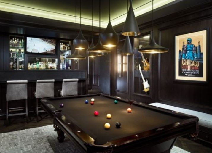 the man cave - modern designer furniture and sofas
