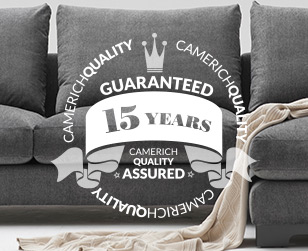 Free 15 year guarantee with Camerich