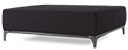 The Balance Plus modern designer ottoman is a attractive and practical accompaniment to the Balance Plus range