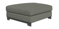 The Lazytime Plus contemporary Ottoman is the perfect accompaniment to the Lazytime range.