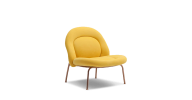 The honey chair combines superior comfort with a fun and contemporary design.