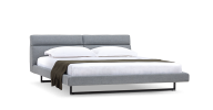 The Amor bed is the perfect piece to create a defined feature within a simplistic and modern bedroom setting.