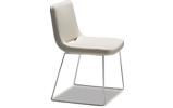 The Waltz modern designer chair is a cool expression of contemporary design