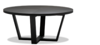 The Domo modern dining furniture merges contemporary styling with the quality of traditional craftsmanship