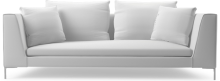 Alison modern three seat sofa