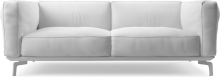 Avalon modern two seat sofa