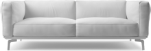 Avalon modern three seat sofa