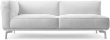 Avalon modern sofa section