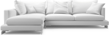 Prices from £2,704 next day delivery available. The Lazytime sofa range offers unparalleled comfort combined with modern styling.