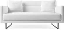 Prices from £1,213 next day delivery available. Sleek and simplistic, the Amor sofa is the ultimate in modern design.