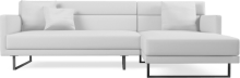 Prices from £2,198 next day delivery available. Sleek and simplistic, the Amor sofa is the ultimate in modern design.