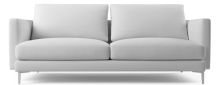 Prices from £1,532. This simplistic and modern sofa is the perfect choice for both modern city living and simplistic interiors alike. Available for immediate delivery