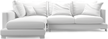 Prices from �2,436 next day delivery available. With a strong contemporary design emphasising relaxed styling, the Lazytime plus modern designer corner sofa redefines informal sophistication.