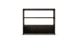Low Bookcase/Shelving Unit