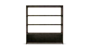 Tall Bookcase/Shelving Unit