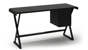 Betty Desk with Storage