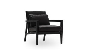 Flora Low Back Lounge Chair