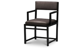 Tess Dining Chair with Armrests