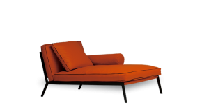 Arc Low Backed Lounge Chair