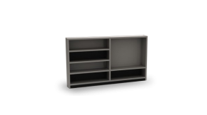 Shelving Unit with TV Option
