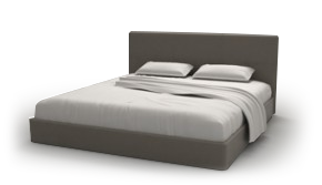 Screen Bed 193 x 203cm