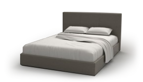 Screen Bed 180 x 200cm