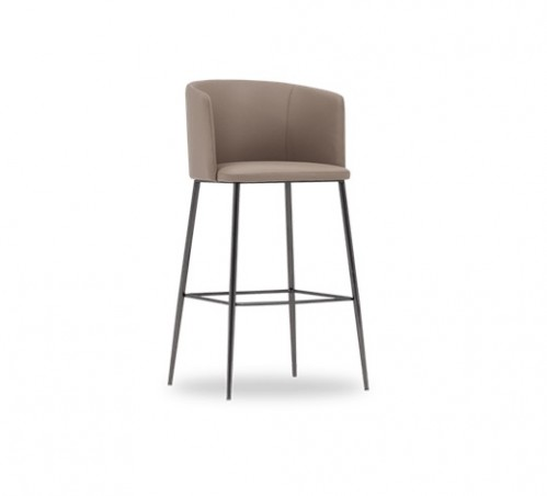 Ballet Counter Stool With Arms