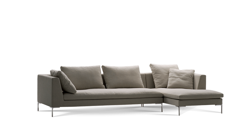 ALISON SECTIONAL By CAMERICH (Like The CHARLES SOFA By Bu0026B ITALIA)