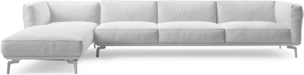 Avalon modern large corner sofa